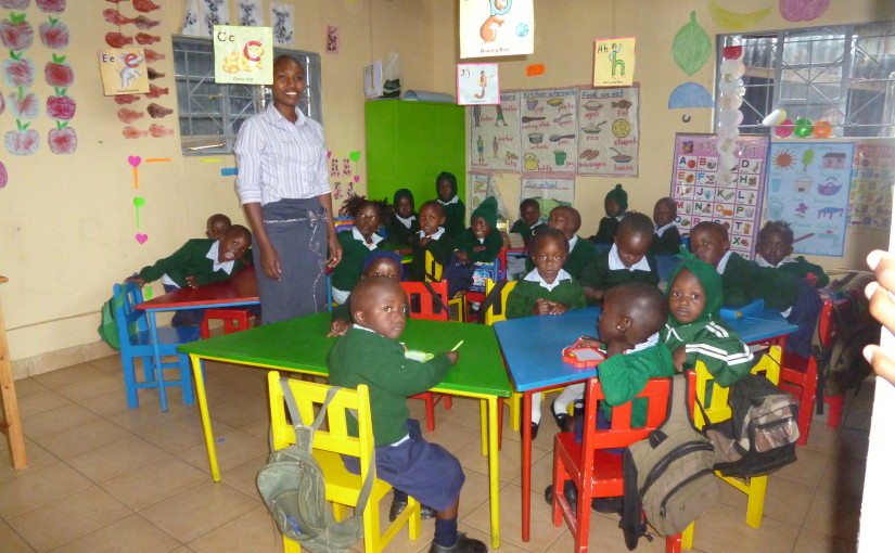 Oasis Kindergarten, Kibera: A Ray of Sunshine in the Slum